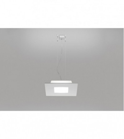 Square Led Small Suspension